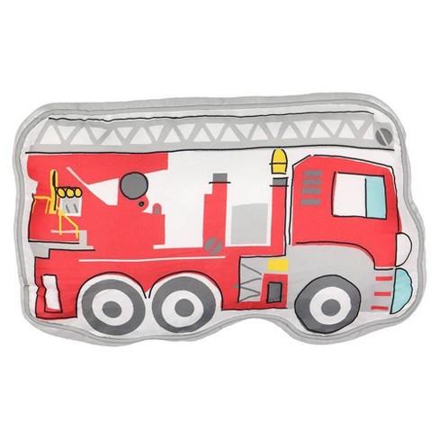 "10""x17"" Hero Squad Firetruck Throw Pillow - Waverly Kids - image 1 of 4"