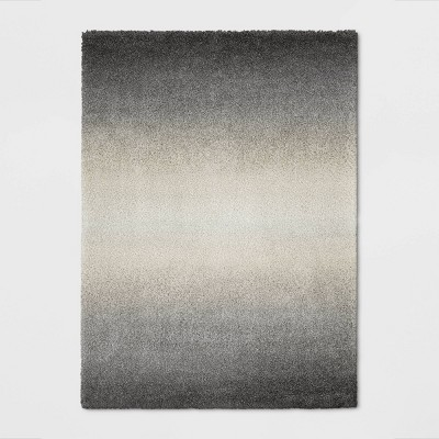 Ombre Design Woven Rug Gray - Project 62™