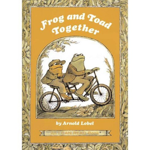 Frog and Toad Together - (I Can Read Level 2) by  Arnold Lobel (Hardcover) - image 1 of 1