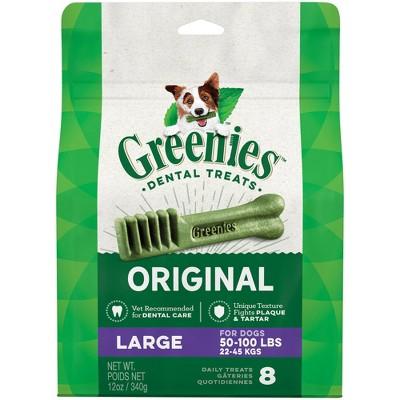 Greenies Large Original Chicken Dental Dog Treats
