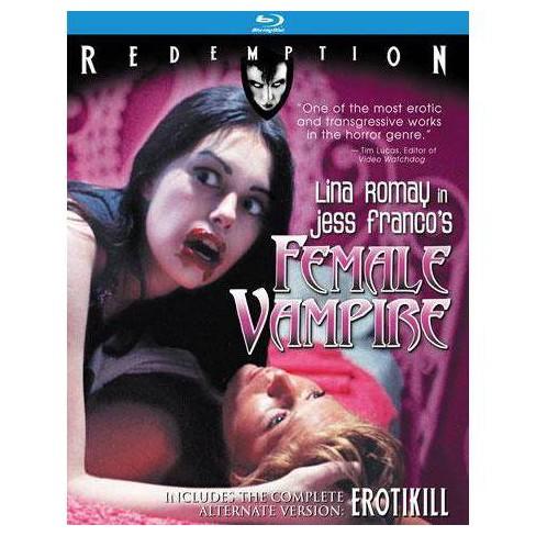 Female Vampire (Blu-ray) - image 1 of 1