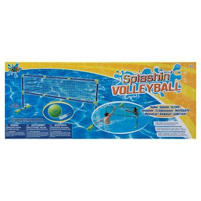 POOF Pool Toys Splashin' Volley Ball