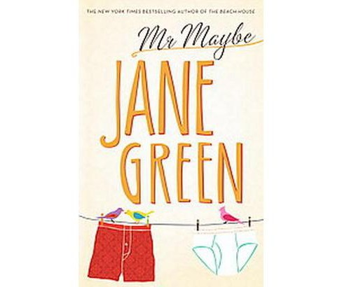 Mr. Maybe (Reprint) (Paperback) by Jane Green - image 1 of 1