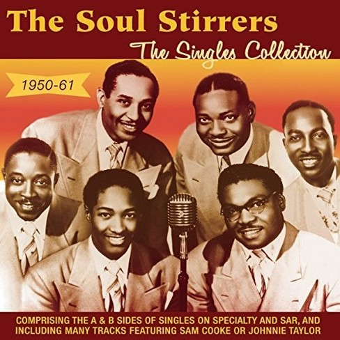 Soul stirrers - Singles collection:1950-1961 (Cdr) (CD) - image 1 of 1