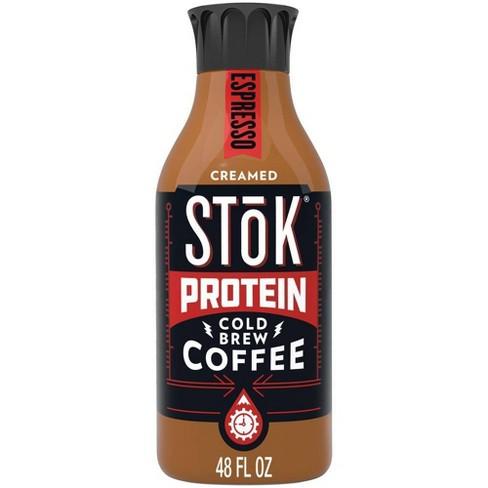 SToK Protein Cold Brew Coffee - 48 fl oz - image 1 of 1