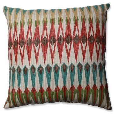 Acela Adobe Throw Pillow - Pillow Perfect