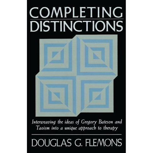 Completing Distinctions - by  Douglas G Flemons (Paperback) - image 1 of 1