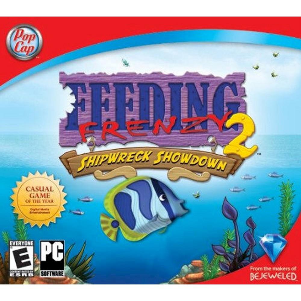 Feeding Frenzy 2: Shipwreck Showdown - PC Game (Digital)
