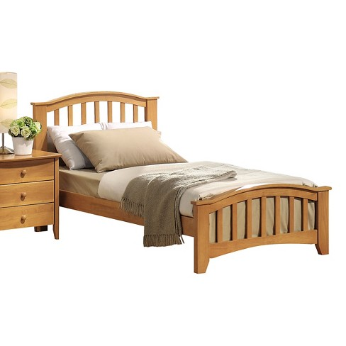 San Marino Kids Bed - Maple(Full) - Acme - image 1 of 2