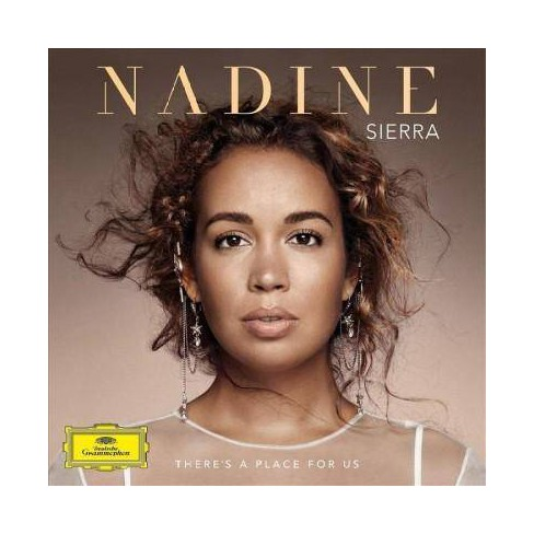 Nadine Sierra - There's A Place For Us (CD) - image 1 of 1