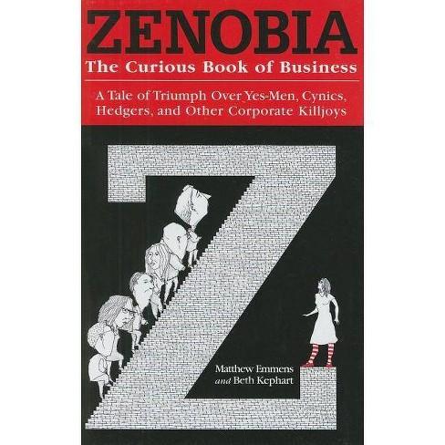 Zenobia - by  Matt Emmens & Beth Kephart (Hardcover) - image 1 of 1