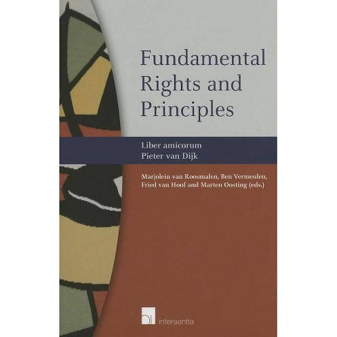 Fundamental Rights and Principles - (Hardcover) - image 1 of 1