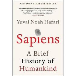 Sapiens : A Brief History of Humankind -  Reprint by Yuval Noah Harari (Paperback)