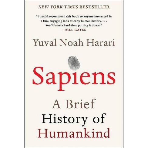 Sapiens : A Brief History of Humankind -  Reprint by Yuval Noah Harari (Paperback) - image 1 of 1