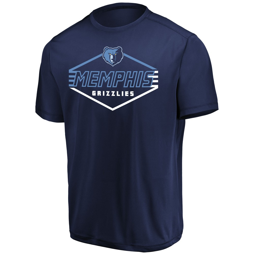 Memphis Grizzlies Men's Appreciate the Journey Performance T-Shirt L, Multicolored