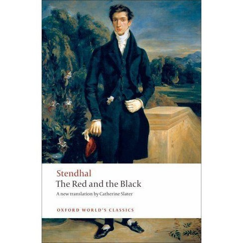The Red and the Black - (Oxford World's Classics (Paperback)) (Paperback) - image 1 of 1