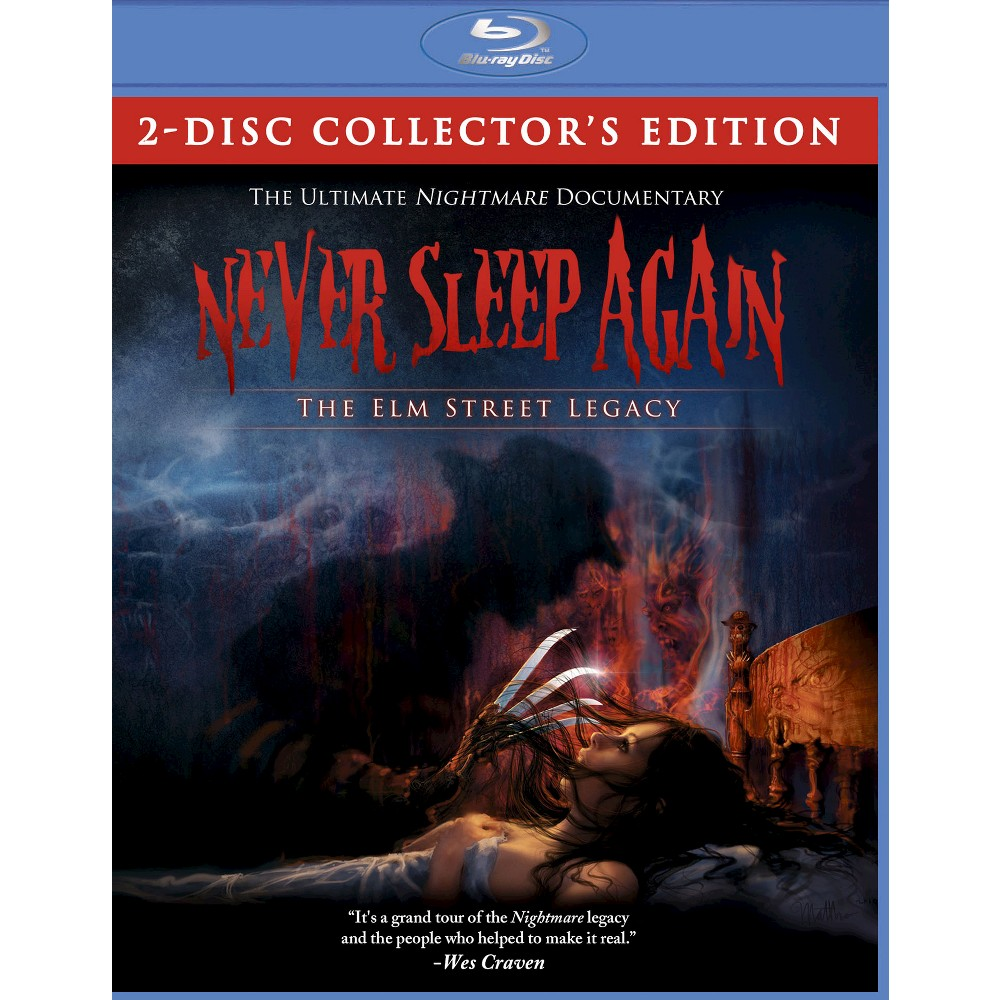 Never Sleep Again:Elm Street Legacy (Blu-ray)