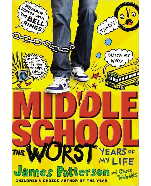 Middle School ( Middle School) (Hardcover) by James Patterson - image 1 of 1