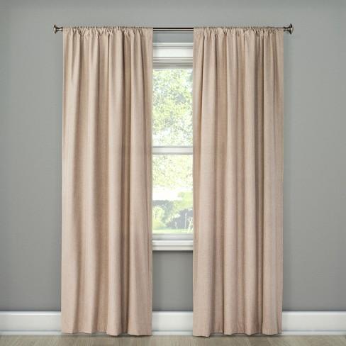 Lightblocking Curtain Panel Room Essentials