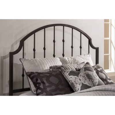 Westgate Headboard with Frame Included Black - Hillsdale Furniture