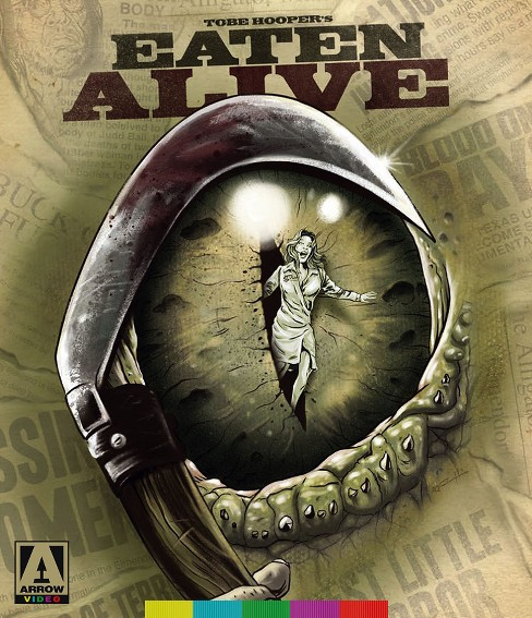 Eaten alive (Blu-ray) - image 1 of 1