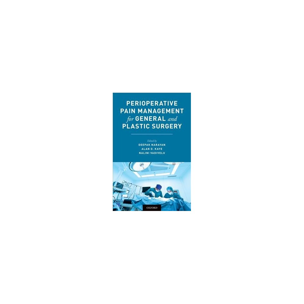 Perioperative Pain Management for General and Plastic Surgery - 1 (Paperback)