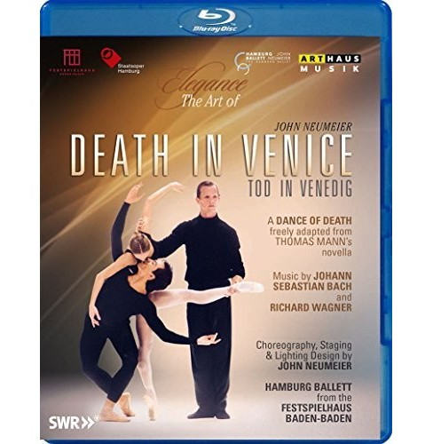 Bach:Death In Venice (Blu-ray) - image 1 of 1