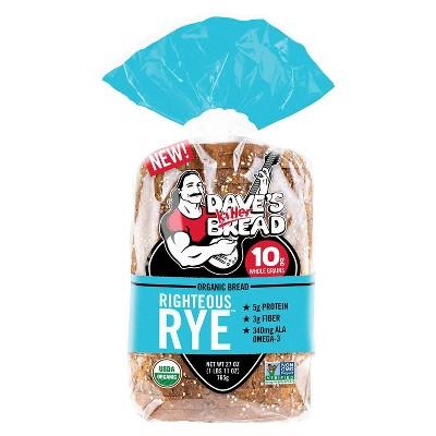Dave's Killer Bread Righteous Rye - 27oz
