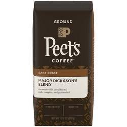 Peet's Major Dickason's Blend Dark Roast Ground Coffee - 10.5oz