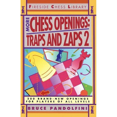 More Chess Openings - (Fireside Chess Library) by Bruce Pandolfini  (Paperback)