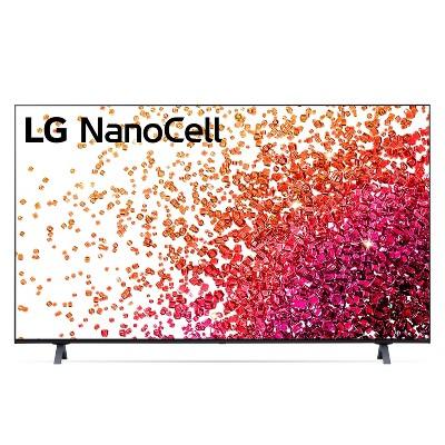 LG NanoCell 4K UHD Smart LED HDR TV - NANO75
