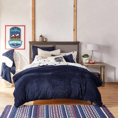 Cozy Corduroy Comforter Set - G.H. Bass