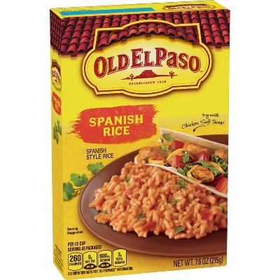 Old El Paso Spanish Rice 7.6oz