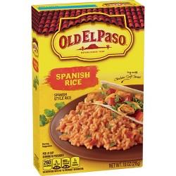 Old El Paso Spanish Rice 7.6 oz