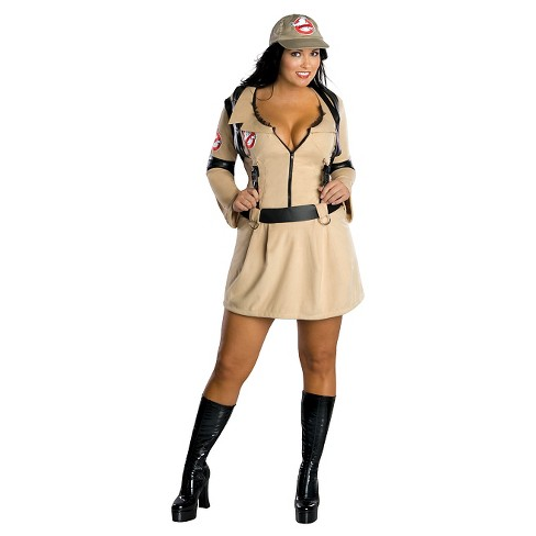 Women's Ghostbusters Costume 16W/18W - image 1 of 1