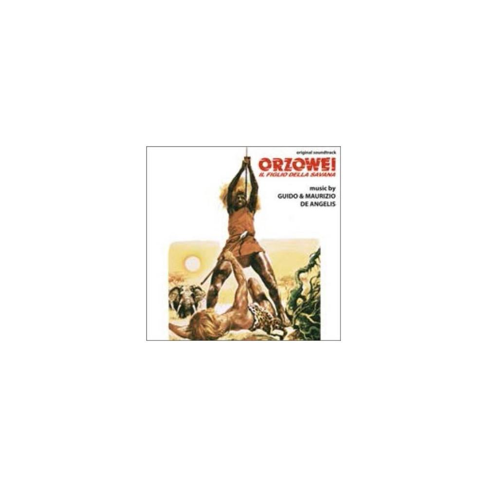 Guido De Angelis - Orzowei Il Figlio Della Savana (Ost) (Vinyl)