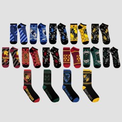 Men's Harry Potter 15 Days of Socks in a Box Socks - Colors May Vary 6-12