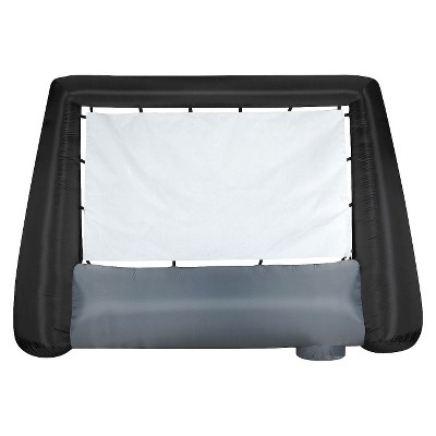 Airblown Inflatable Widescreen Movie Screen- 7.6'