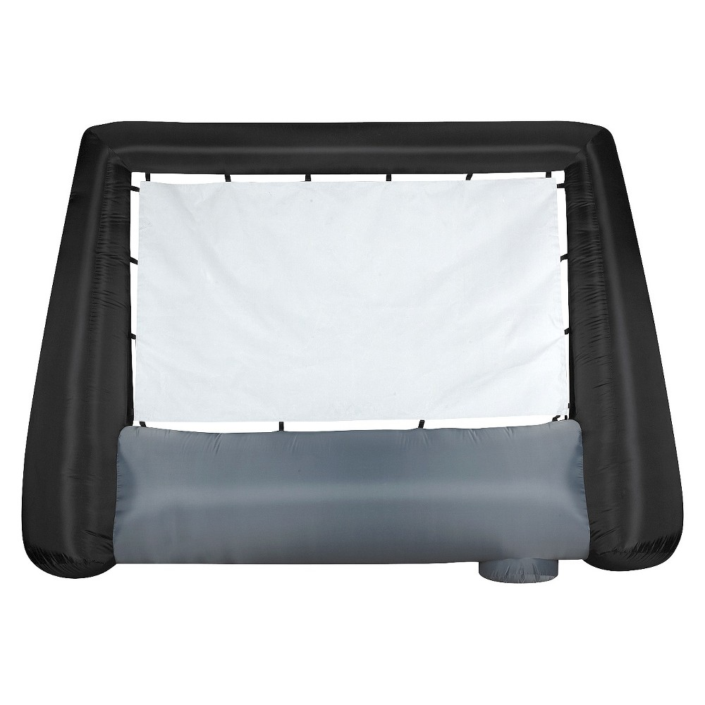 Image of Airblown Inflatable Widescreen Movie Screen- 7.6'