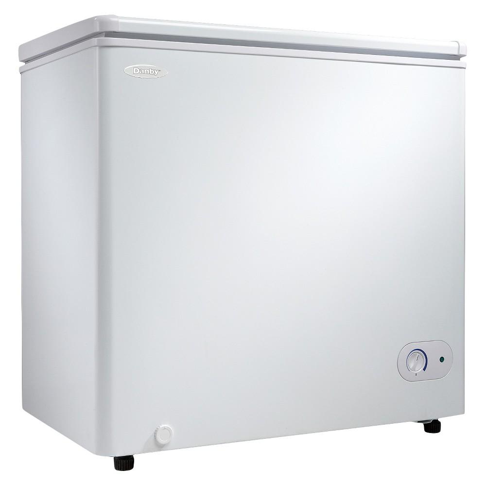 Danby 5.5 Cu. Ft. Chest Freezer - White DCF055A1WD