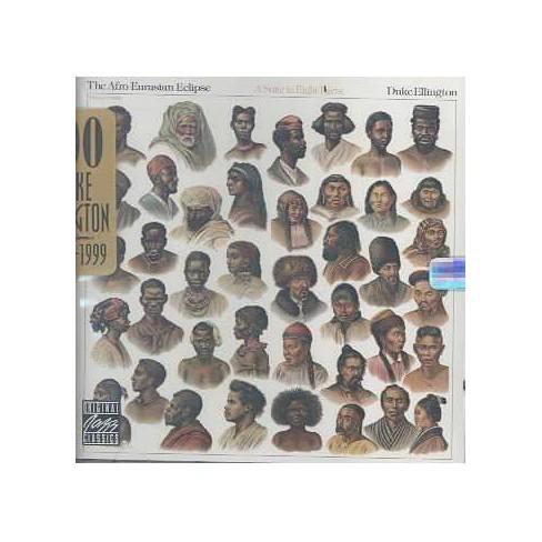Duke Ellington - Afro Eurasian Eclipse (CD) - image 1 of 1