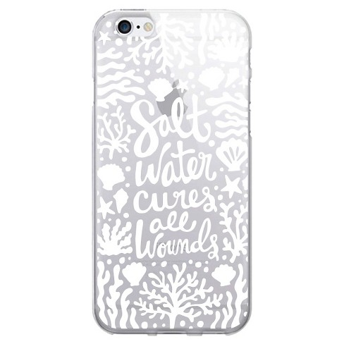 pretty nice bf361 f9da1 Apple iPhone 8/7/6s/6 Case Salt Water Cures Reef White - OTM Essentials