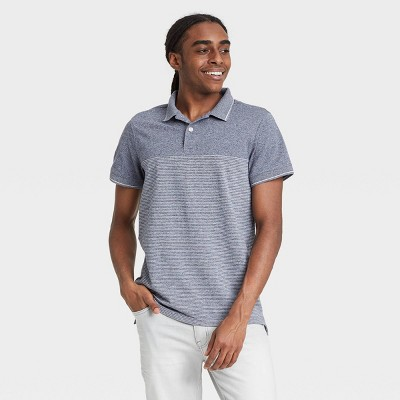 Men's Short Sleeve Polo Jersey Shirt - Goodfellow & Co™
