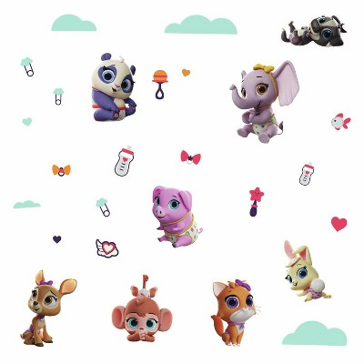 Disney Junior T.O.T.S. Peel and Stick Wall Decals - RoomMates