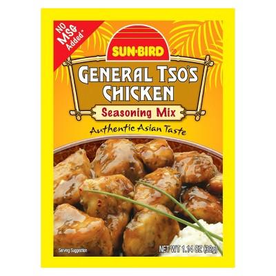 Sun Bird General Tso Chicken Season 1.14oz