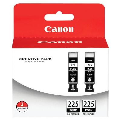 Canon 225/226 2pk & 4pk Ink Cartridges - Black, Multicolor