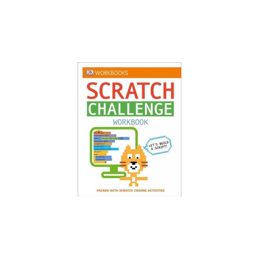 Scratch Challenge (Workbook) (Paperback) (Steve Setford & Craig Steele)