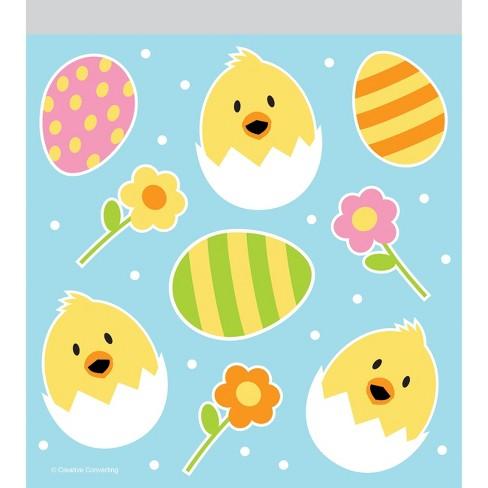 10ct Easter Chicks Favor Bag - image 1 of 1