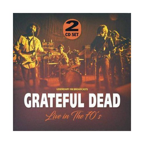 Grateful Dead - Live In The 70's (CD) - image 1 of 1