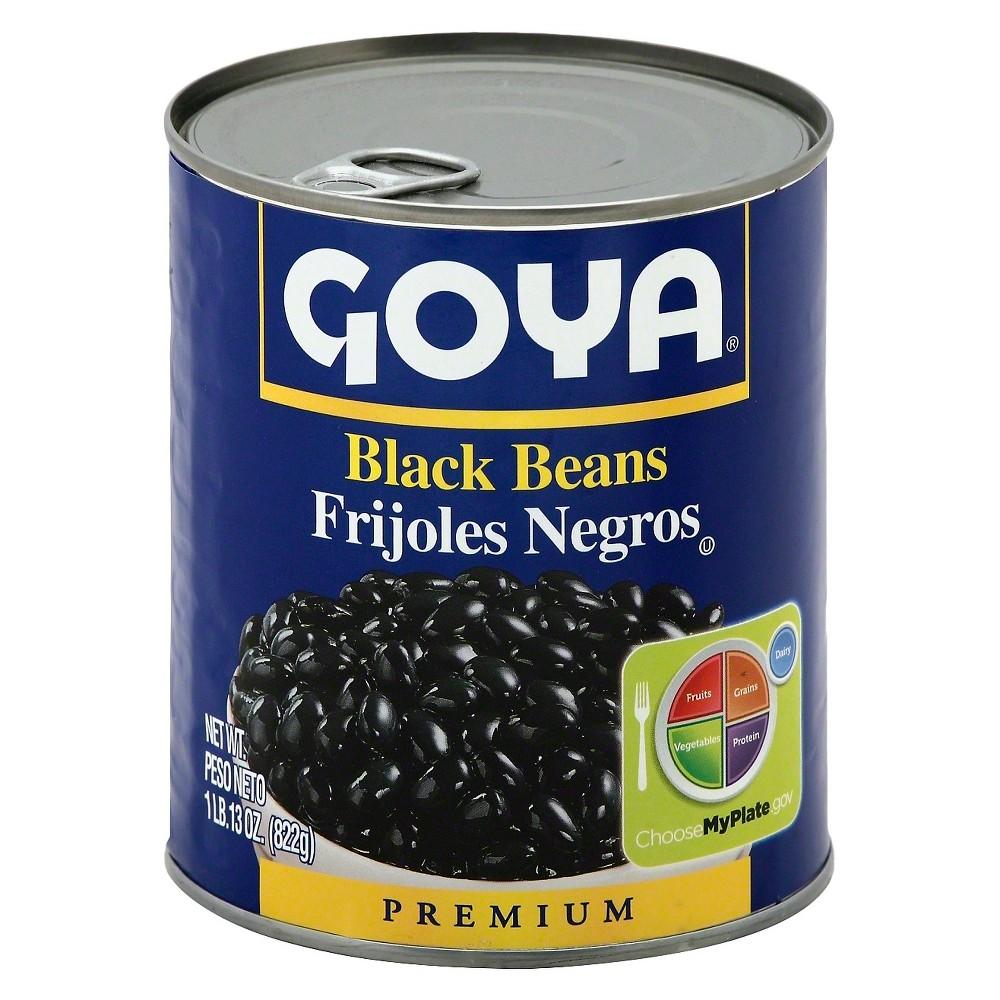 Goya Black Beans 29 oz, Nuts & Seeds and Legumes